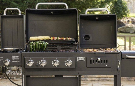 Top 8 Best Smoker Grill Combos of 2021