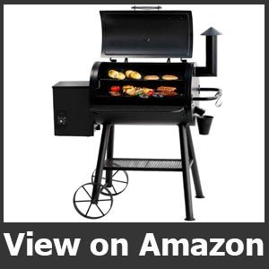 BIG HORN Pellet Grill and Smoker