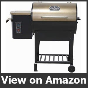 Ozark Grills - The Razorback Wood Pellet