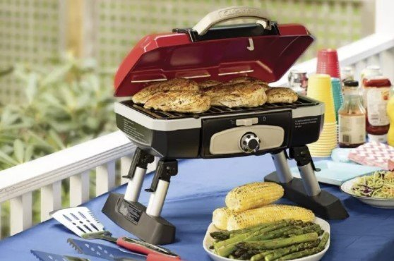 Top 10 Best Small Gas Grills in 2021