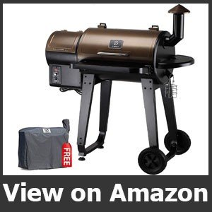 Z GRILLS ZPG-450A 2020 Upgrade Wood Pellet