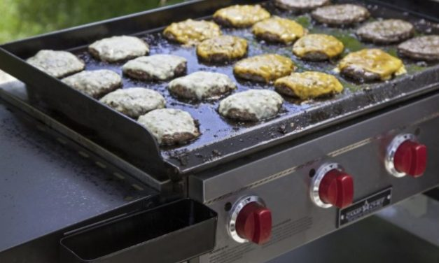 Camp Chef Flat Top Grill 600 Review