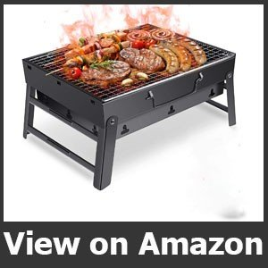 BNCHI Charcoal Grill Perfect Foldable