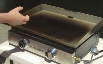 Blackstone 22 Griddle Review (In Depth)