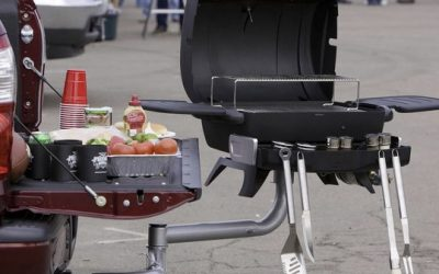 Top 8 Best Portable Gas Grills For Tailgating in 2021