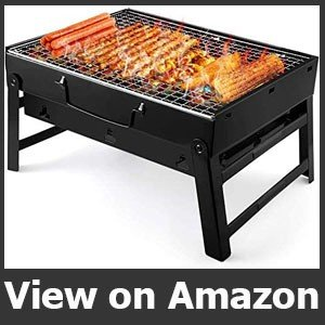 UTTORA Charcoal Grill Barbecue Portable