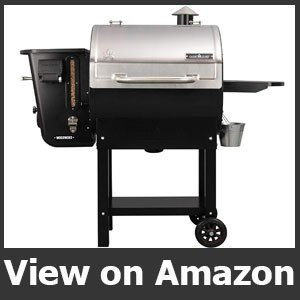 Wi-Fi Woodwind Pellet Grill and Smoker