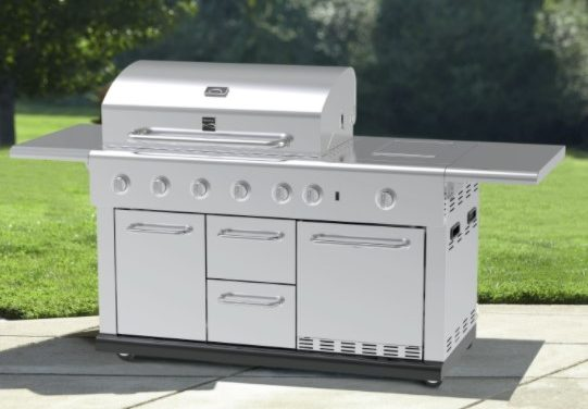 Kenmore Grill Reviews 2021