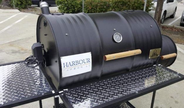 How To Build A Rotisserie Smoker Quickly